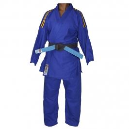 Kimono Judô Reforçado Kids Azul Infantil