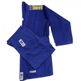 Kimono Judô Shihan Grand Slam Azul Infantil
