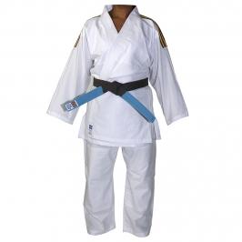 Kimono Judô Minoru Plus Branco Infantil