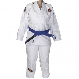 Kimono Jiu-jitsu Shihan Branco Adulto