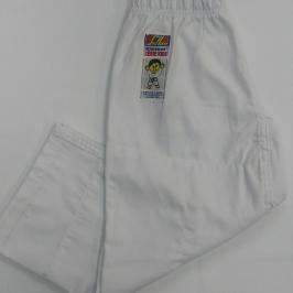 Calça  Branca para Judô kids
