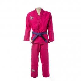 Kimono Jiu-jitsu Scorpion Pink Infantil