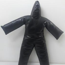 Boneco para treinos de Artes Marciais (vazio) 1,50 Altura